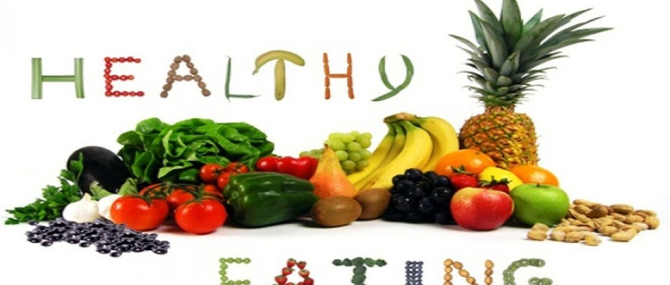 Healthy eating habits for weight loss diet