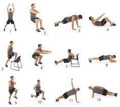 get in shape circuit training