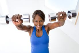 women lifting weights general