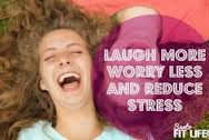benefits of laughing stress