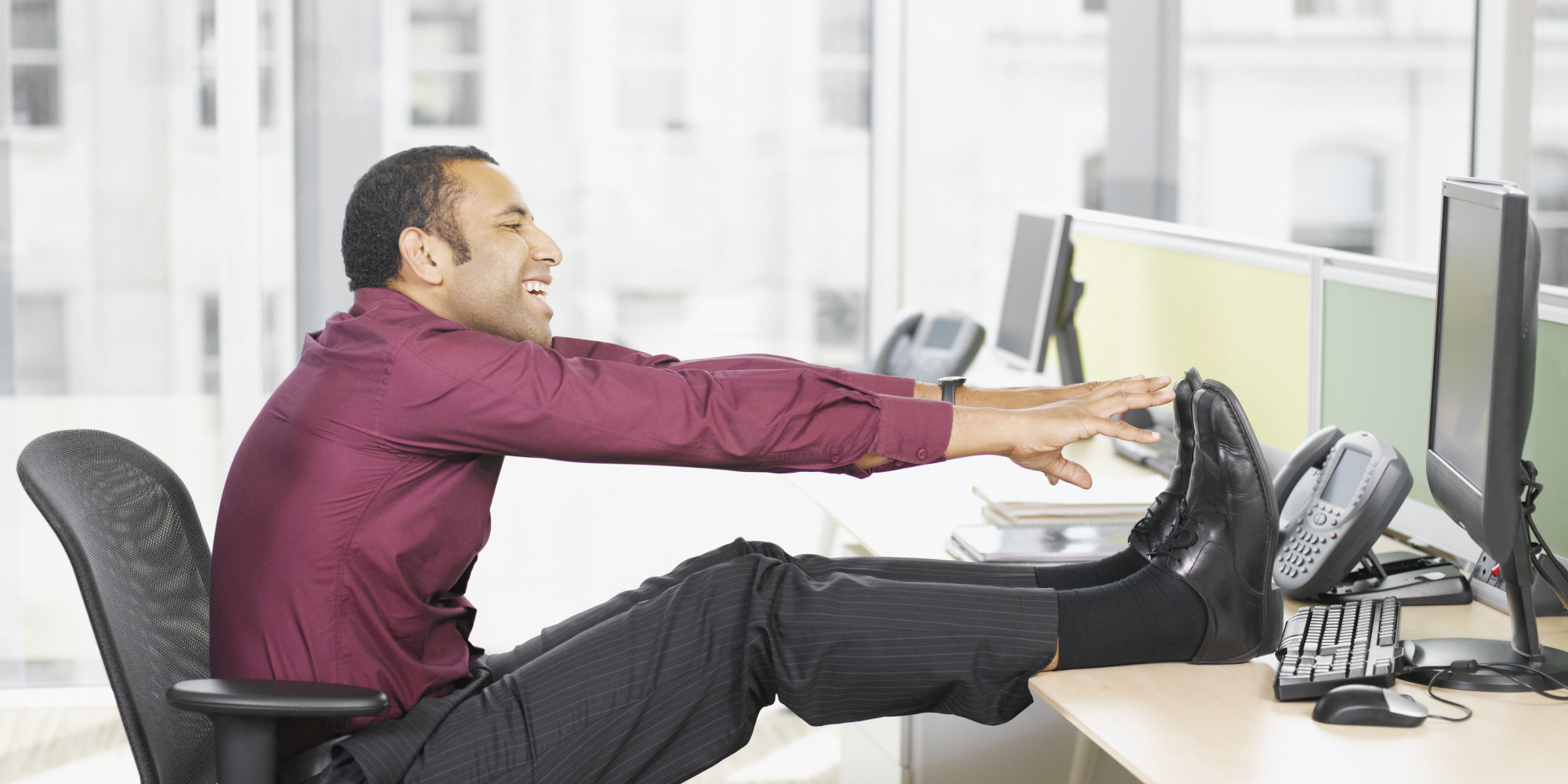 Office Workouts For The Office Worker