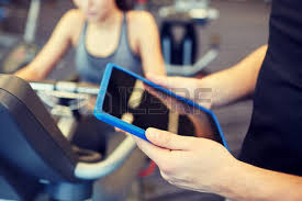 technology-gym-tablet